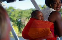 Simbabwe - Bootsfahrt auf dem Sambesi