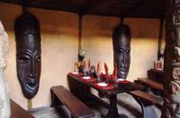 Mount Etjo Lodge - Abendessen