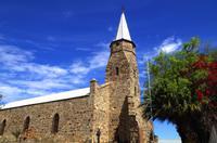 Unterwegs in Keetmanshoop - Felsenkirche