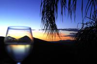 Opuwo Country Lodge - Sonnenuntergang