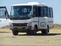 Unser Reisebus