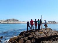 Blick nach Halifax Island