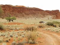 Sundownerfahrt Namib Desert Lodge