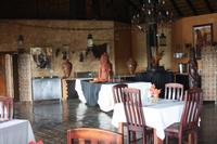 Restaurant der Opuwo Country Lodge