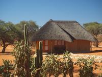 im Intu Afrika Kalahari Reservat - Camelthorn Lodge