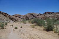 Unterwegs in Namibia - Landschaft am Kuiseb Canyon