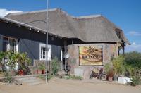 Unterwegs in Namibia