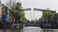 027 Amsterdam - typische Zugbrücke