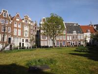 Im Beginenhof von Amsterdam