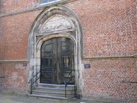 Eingang zur Kirche von Hoorn