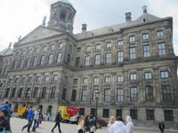 Amsterdam, Dam, Königspalast