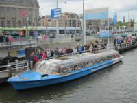 Amsterdam, Grachtenfahrt