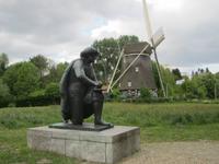 Amstelveen, Bockmühle und Rembrandt