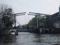 Amsterdam,Magere Brug