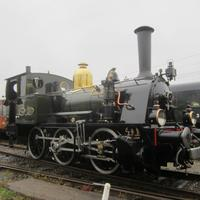 Von Hoorn nach Medemblik mit der Museumsbahn