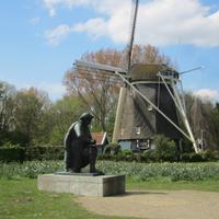Amselveen-Alte Mühle und Rembrandt