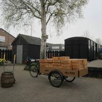 Fahrt mit der Museumsbahn von Hoorn nach Medemblik