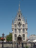 Das Stadthuis von Gouda