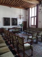 Der Trausaal im Delfter Rathhaus