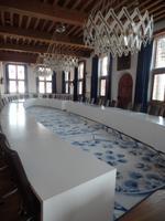 Der Sitzungssaal im Delfter Rathaus