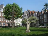 Amsterdam_Beginenhof (Begijnhof)