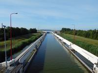 Lemmer – Kanal ins Ijsselmeer