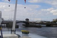 Schiffsüberfahrt von Den Helder nach Oudeshild auf der Insel Texel