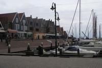 Hafenpromenade in Volendam