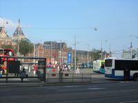 Stadtrundgang in Amsterdam – Hauptbahnhof