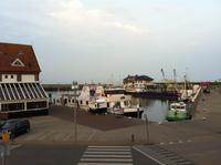 Hafen von Oudeschied auf Texel