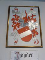 Wappen der Grafen von Vianden
