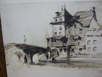 Zeichnung Victor Hugos
