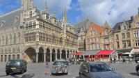 Rathaus Ypern