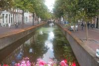 Gracht in Delft