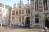 Gerichtshof und Stadtschreiberei in Brügge