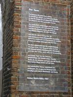 Rilke in Veurne