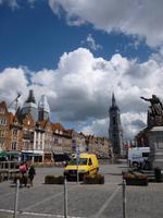 Tournai_Markt