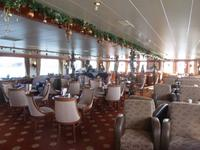Blick in die Panoramalounge