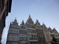 ehemalige Handelshäuser in Antwerpen