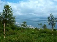 Blick auf Molde