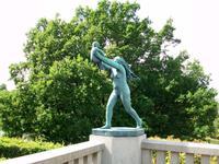Oslo, Vigeland - Skulpturenpark