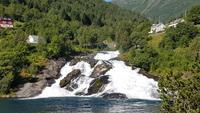 Wasserfall Hirtshals