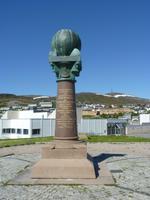 066 Hammerfest - Struve Meridiansäule