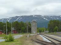 167 Åndalsnes - Raumabahn - Station Bjorli