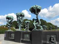 Vigelandpark Oslo