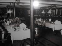 Speisesaal von damals