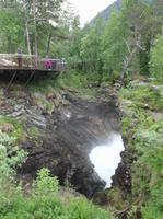 Unterwegs zum Trollstigen