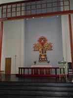 In der Kirche von Kirkenes