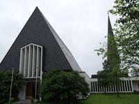 Kirche von Harstad-Ausflug Vesteralen