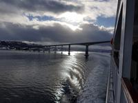 Hurtigrute, unterwegs mit MS Finnmarken